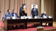 IPS Varsanufie, Arhiepiscopul Râmnicului, la festivitatea de învestire a noului Prefect al judeţului Vâlcea