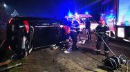Femeie din Vâlcea decapitată pe autostradă, la intrarea în Pitești