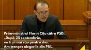 """Declarație dementă a lui Cîțu despre """"tranșarea"""" alegerilor din PNL"""