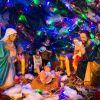 Minunat ! Ungaria apără Crăciunul, scena Nașterii Domnului și bradul de Crăciun