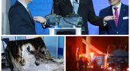 Se cere suspendarea lui Iohannis după tragedia de la Piatra Neamț