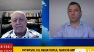 Senatorul USR Narcis Mircescu nu știe de ce îl iubește la nebunie Iohannis pe Cîțu