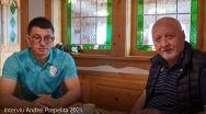 F.C. Argeș - cantonament în Austria. 2. Interviu cu Andrei Prepeliță