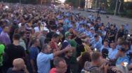 Defilarea mândră a românilor care urăsc din tot sufletul România