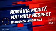 """PSD: """"Viitorul tinerilor din România – o prioritate pentru noi""""!"""