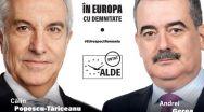ALDE: România respectată într-o Europă corectă!