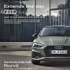 Nurvil Audi Rm. Vâlcea: Audi 5 Sportback. Simbioza perfectă dintre pasiune şi funcţional