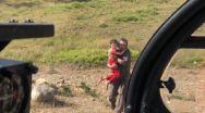 Fetița rătăcită a fost găsită cu sprijinul Poliției și al pădurarilor directorului general al Romsilva George Mihăilescu