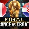 Iohannis ține cu Franța, motiv pentru care românii țin și mai  tare cu Croația