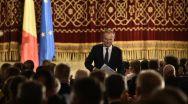 Adevăratul motiv pentru care Donald Tusk l-a lăudat pe Duckadam în discursul de la Ateneu